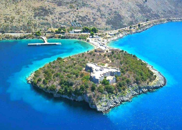 porto palermo castle